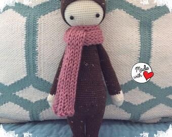 Bina the bear, a lalylala doll