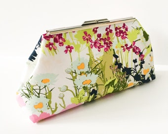 Field of Flowers Clutch