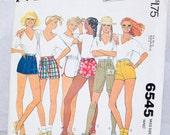 McCall's Women's Pattern 6545- Size 10