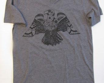 Eagle T-shirt, Graphic T-shirt, Eagle Gifts, Men's T-Shirts, Womens T-Shirts, Tops, Short Sleeve Shirt, Unisex Shirts, Tees, Art Tees