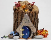 Wild Rose Fairy Door From Fairy Hill Woodworks
