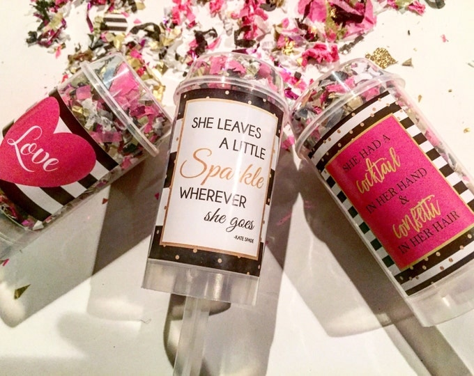 Featured listing image: Kate Spade Confetti Poppers - 5 Pack