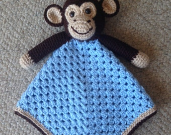 Daniel the Monkey Lovey