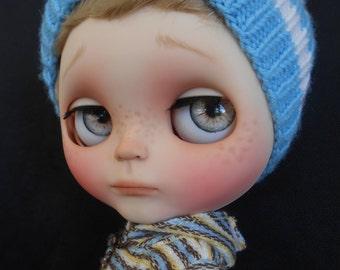 Custom Boy Blythe Doll