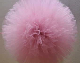 Pom Pom, 14 Inch Hand Sewn and Woven, Birthday Decoration, Wedding Decoration, Shower, Decoration, Nursery Decoration,