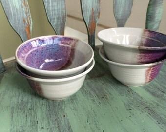 set of 4 small bowl