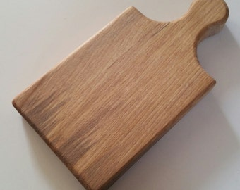 Alder garlic board, chopping board, cutting board, wooden chopping board, cheese board, wood cutting board