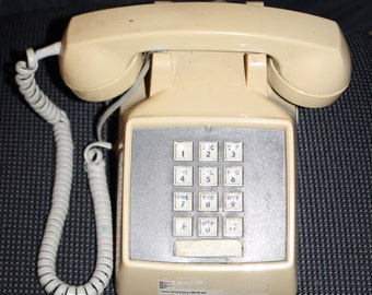 Vintage 20th Century Touch Tone Phone