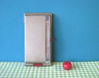 """Bates List Finder - Model """"K"""" - Telephone Directory - Address Book - Vintage 1960's"""