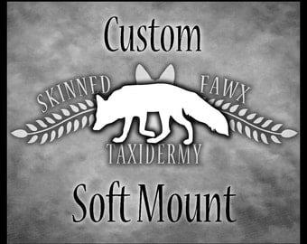 Commission Slot - Custom RED FOX Soft Mount