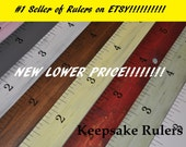 Keepsake Rulers 5500 Sold! **20+ Styles** Life-size growth chart rulers for measuring kids' height!