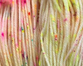 """Rainbow Neon Speckle - """"Funfetti"""""""
