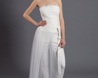 fly away skirt, tulle see-through skirt, tulle skirt, two layers of tulle,