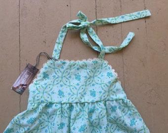 Baby Dress/Toddler Dress/Summer/Poc ic/Vintage/70's