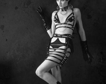 Asylum Cage Skirt