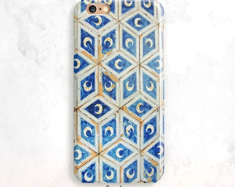 iPhone 8 Case, Mosaic iPhone 6S Case, iPhone X Case, iPhone 8 Plus, iPhone 5 Case, Blue Mosaic iPhone 6 Case, Mosaic iPhone 7 Case, iPhone 8