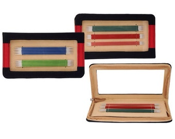KnitPro Zing DPN set - double pointed knitting needles - 20cm FULL SET
