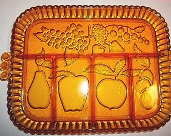 Canape dish etsy for Canape serving platters