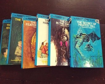 The Hardy Boys Vol. 31-36
