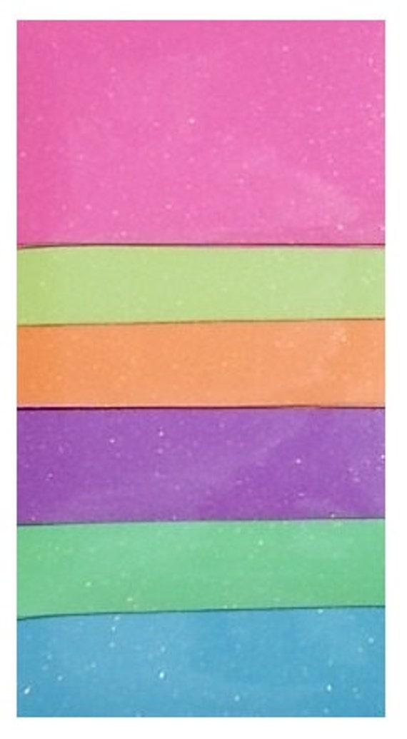 Heat Transfer Glitter Vinyl ~ Neon Orange from ...