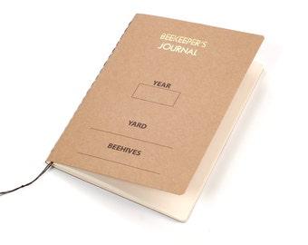 Beekeeper's  journal  A5
