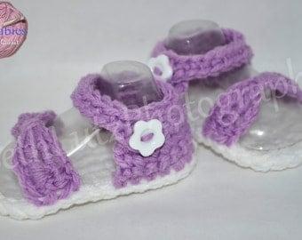 Girl Baby Shower Gift. Newborn Baby Girl Sandals, Baby Girl Shoes, Baby Girl Booties, Infant Girl Shoes, Gift Baby Girl, Baby Girl Gift.