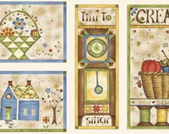 Time To Stitch - 25455