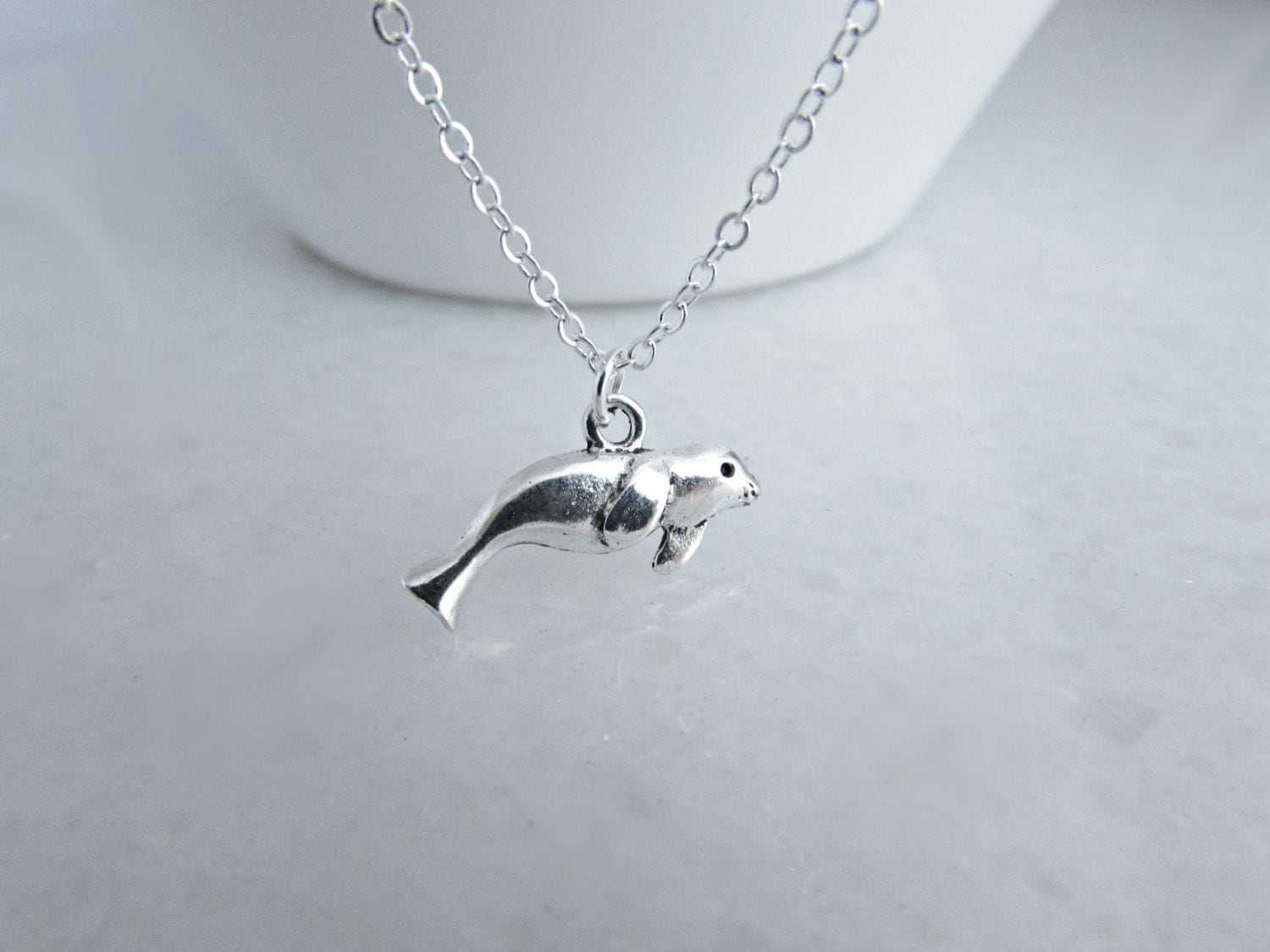Seal necklace baby seal necklace sea lion necklace gifts for seal necklace baby seal necklace sea lion necklace gifts for girls british seller uk marine gifts sea life necklace aquatic mammal mozeypictures Image collections