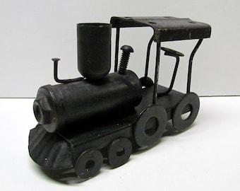 Vintage Locomotive Train - Home Decor - Collectibles