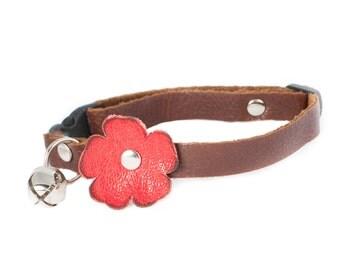 Flower Cat Collar