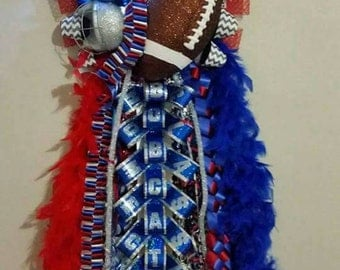 ADD ON || *Feather Boa* || Homecoming Mum/Garter