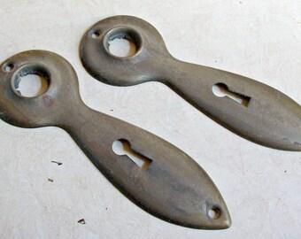 Vintage Door Knob Back Plates