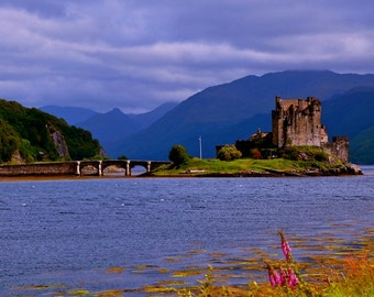 Eillean Donan Castle, Scotland
