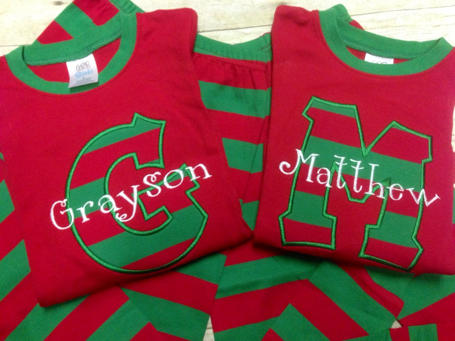 Our extensive collection of Personalized Christmas Pajamas in a wide variety of styles allow you to wear your passion around the house. Turn your interests, causes or fan favorites into a killer comfy pajama .