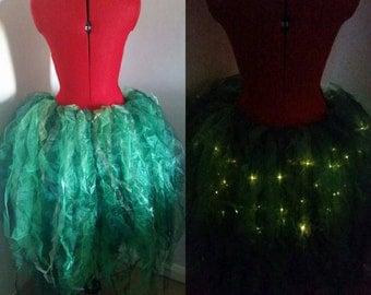 Gorgeous Organza Fairy Bustle - 75cm length