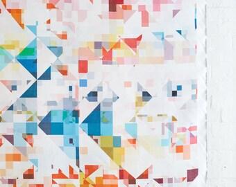 Northmore Major fabric, designed by Rachel Parker for FLOCK