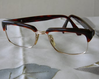Eyeglasses Frame Made In Germany : 1960s eyeglasses Etsy