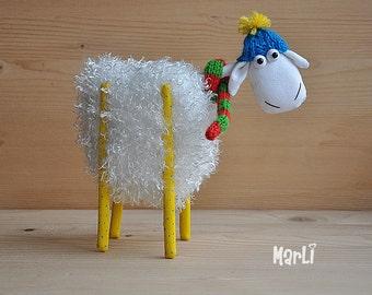 winter sheep Camila