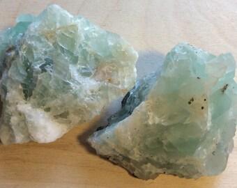 Beautiful Natural Mexican Fluorite Stones, Healing Stones, Healing Crystal,Chakra Stones, Spiritual Stone