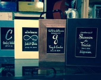 Wedding Unity Sand Box