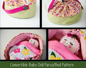 The Baby Bug Doll Pattern