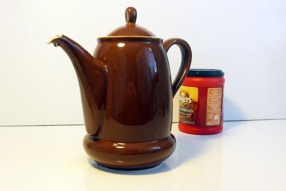 vintage rosenthal coffee pot kronach bavaria large cocoa. Black Bedroom Furniture Sets. Home Design Ideas