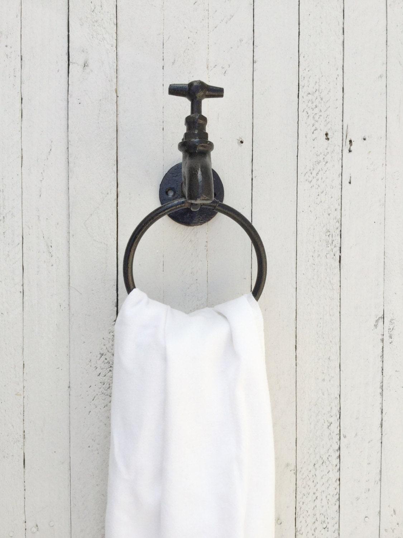 Brilliant Bathroom Accessories Single Towel Rack Bathroom Towel Holderin Towel