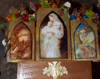 Our Lady Triptych