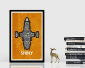 Firefly - Serenity Quote Poster