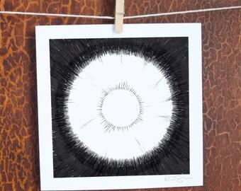 "033/100 - ""100 Days"" Project print"