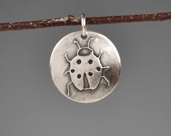 Ladybug totem-ladybug charm-ladybug talisman-amulet-spirit animal-power animal