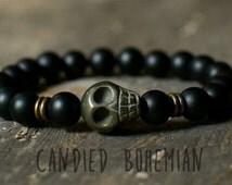SUCCESS|PROTECTION|POSITIVITY- Mens Beaded Bracelet, Buddha Bracelet, Men Jewelry, Tibetan Jewelry,  Men Bracelets, Chakra Bracelet, Yoga