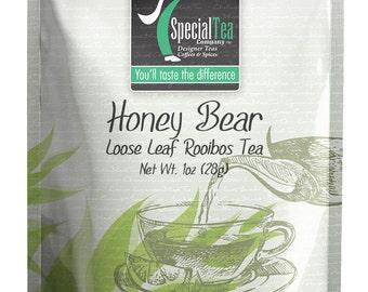 1 oz. Honey Bear, Rooibos Tea