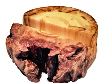 iPhone Stand  Aspen log iphone Dock  Smartphone Stand  Rustic Wood iPhone Stand  Docking Station  Charging Station